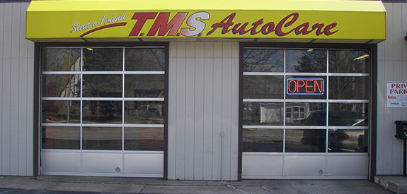 TMS Auto Store Front